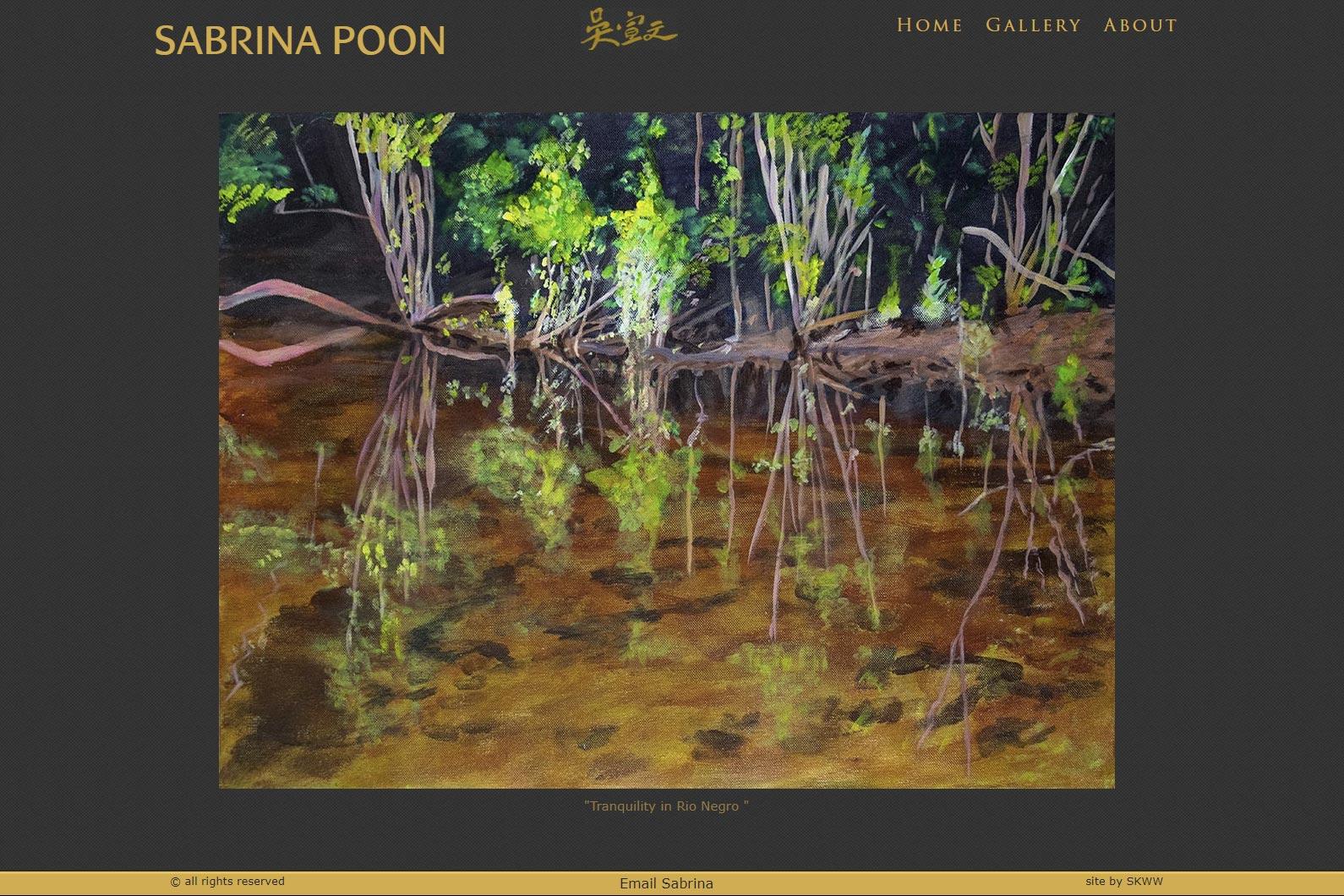 Sabrina Poon Art