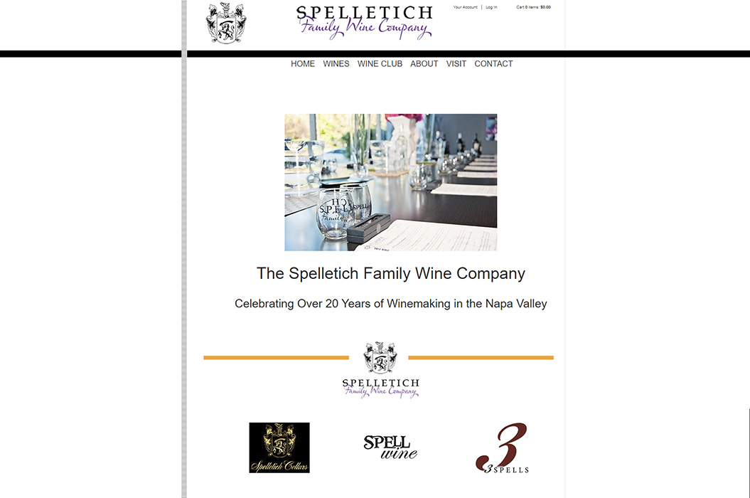 Spelletich Family Wine