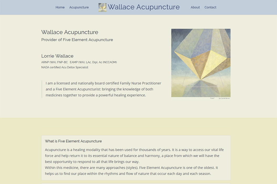 Wallace Acupuncture